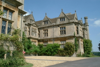 South Front of Corsham Court